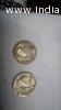 (1917-1984) Indira Gandhi 5 Rupee coins for sale.