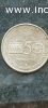 5 rs BHEL GOLDEN JUBILEE COIN FOR SALE