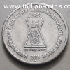 5 rupee bhagwan mahavir coin