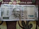 786 number 500 new note for sale high demand 786