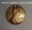 American liberty 1973 One oent copper coin
