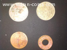 British Indian coins on sale